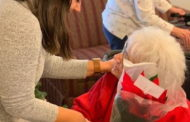 Butler Radio's 'Project Poinsettia' Brings Christmas Cheer To Local Nursing Homes