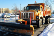 PennDOT Urges Drivers To Stay Clear Of Snow Plows