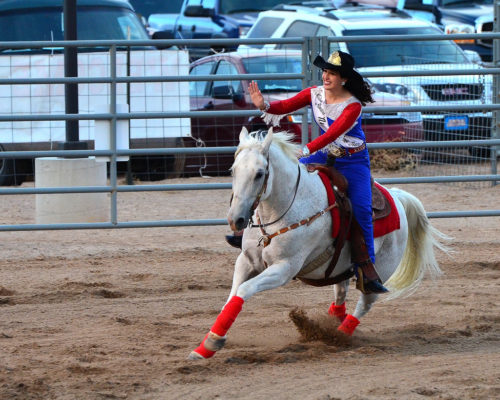 Parade To Kick Off Annual North Washington Rodeo