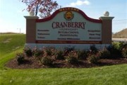 Cranberry Township Anticipating $1 Million Loss In Tax Revenue