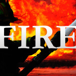 Crews Deal With Middlesex Township Garage Fire