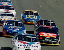 NASCAR Heads to Indianapolis on Sunday