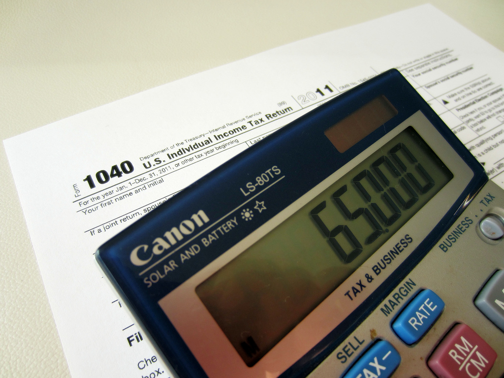 Monday Is Tax Amnesty Deadline