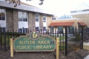 Butler Area Public Library Re-opening Next Monday