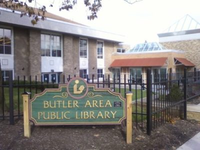 Butler Public Library Closed Thursday