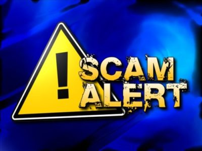 Sheriff Warns Of Real Estate Agent Scam