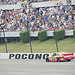 Nascar Cup Series hits Pocono for two races this weekend/on WBUT