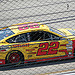 Logano takes Watkins Glen after Harvick runs out of gas