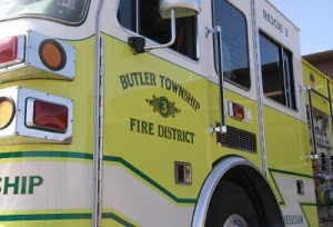 Butler Twp. Begins Fire Safety Poster Contest For Students
