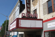 Penn Theater Roof Repaired; Future Plans Unknown