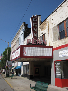 Code Officer Won't Inspect Penn Theater Again Until More Repairs Are Made    ♫
