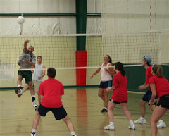 Freeport Volleyball takes weekend tourney