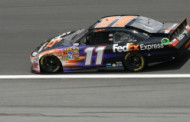 Denny Hamlin wins first Chase race