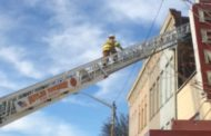 Downtown Fire Reignites Argument For City Ladder Truck
