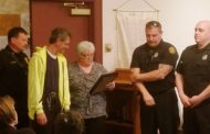 Firefighters Honored For Going Above & Beyond