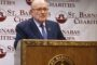Rudy Guiliani In Butler County To Receive Annual Hance Award