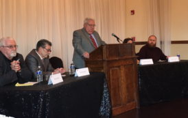 Candidates Face Questions In Public Forum ♫