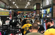 Local Fans Stay Up Late To Snatch Gear As Pens Win Second Straight Stanley Cup