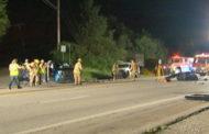 Speed, Alcohol Possible Factors In Sunday Crash  [audio]