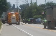 Portion Of North Main Street Ext. Back Open Following Crash
