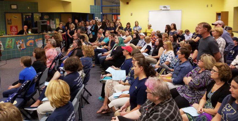 South Butler Teachers' Union Votes To Authorize Strike