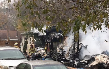 Firefighter: Slippery Rock Home Is 'Total Loss'