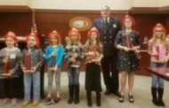 Butler Twp. Fire Marshal Recognizes Local Students