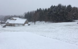 First Snow Event Of Season Arrives Before Winter Officially Begins
