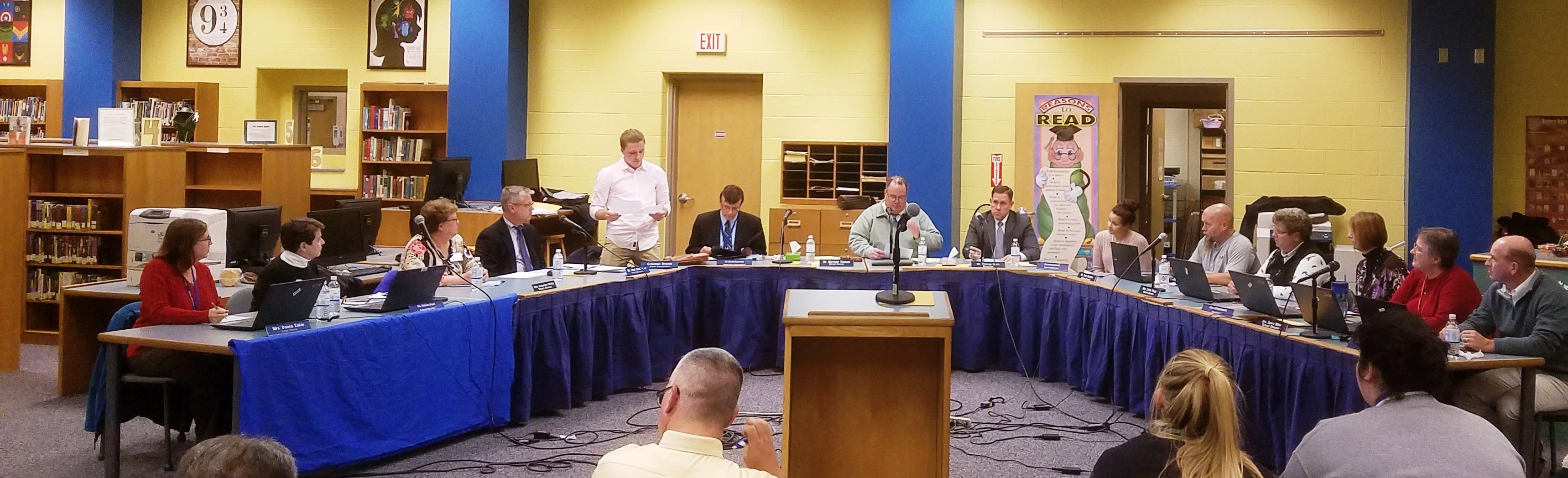 South Butler Plans To Transition Top Administrator