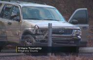 Child Thrown From Car After D.U.I. Crash