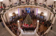 Gov. Wolf, First Lady Light The Capitol Christmas Tree