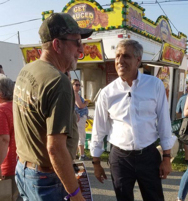 Barletta In Butler: Congressman Stops By Butler Farm Show
