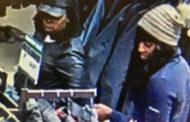 Police Seek Shoplifting Suspects