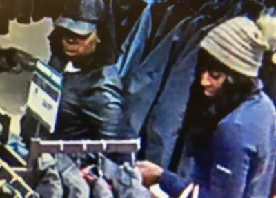 Police Seek Shoplifting Suspects