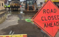 Businesses Affected By Water Main Break