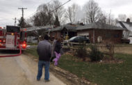 House Fire Sends One to the Hospital