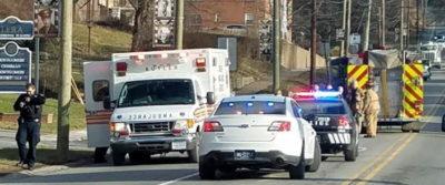 Crash Halts North Main St. Traffic