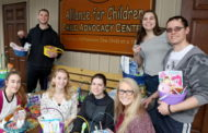 Local Students Changing Lives Through Easter Baskets