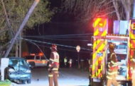 Overnight Crash Causes Power Outages