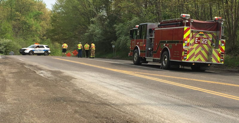 UPDATE: Rt. 19 Back Open Following Gas Leak