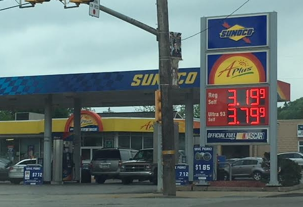 Memorial Day Gas Prices Highest Since 2014