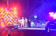 Memorial Day Police Chase Ends In Crash