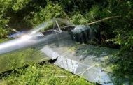 Penn Township Plane Crash: 'Experienced' Pilot Not Hurt