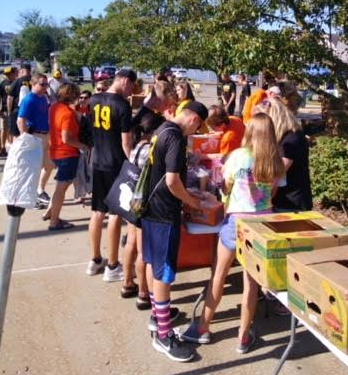 Summer 'Stuff The Bus' To Benefit Local Students With Food, Supplies