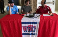 Butler Radio Night At The BlueSox Game