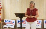 Boser Announces Run For State Senate Seat