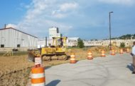 Work On CNG Fueling Station Continues