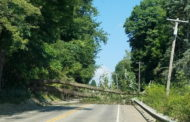 Severe Storm Causes County Problems