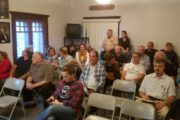 Residents Voice Opinions Over Proposed Zoning Change