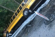 PennDOT Reviewing Work Zone Setup Following Monday School Bus Crash